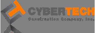 Cybertech Construction Company . Logo